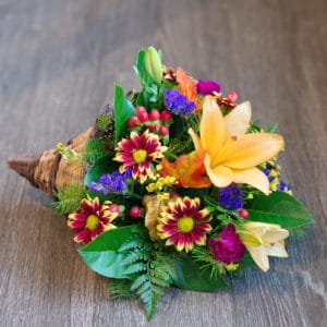 Flower Cornucopia