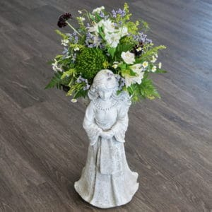 Medium Angel Planter