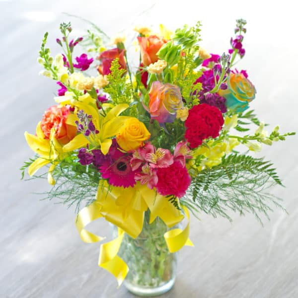 Vibrant Summer Bouquet