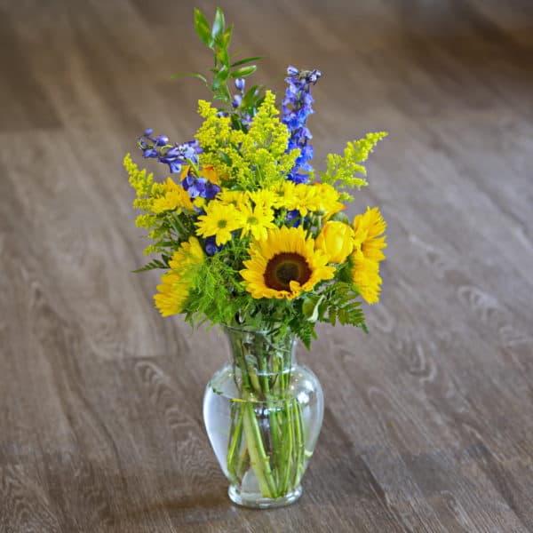 Sunflower Mixed Bouquet