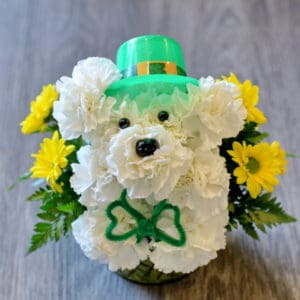 St. Patrick's Day Pup