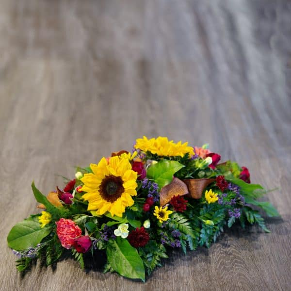 Sunflower Fall Centerpiece