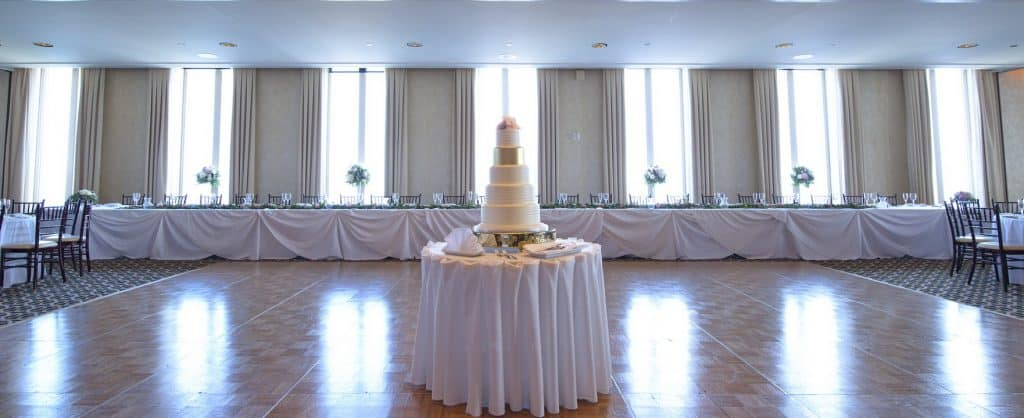 Wedding Flower Gallery - Head Wedding Table