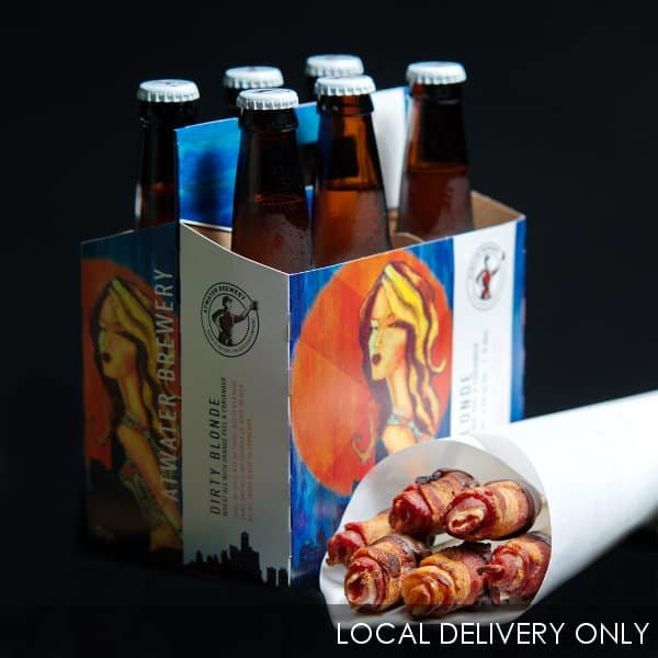 Bacon Roses and Beer